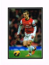 Jack Wilshere Autograph Signed Photo - Arsenal